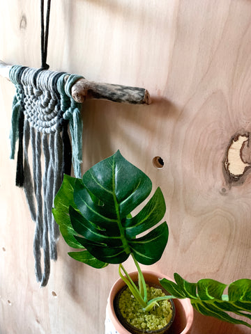 SEDONA | Mini Macramé Wall Hanging
