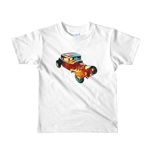 1932 FIVE WINDOW FORD Youth T-Shirt (Ages 2-6)