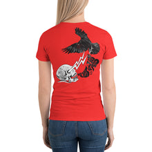 Load image into Gallery viewer, ATTACK CROW Women's T-Shirt