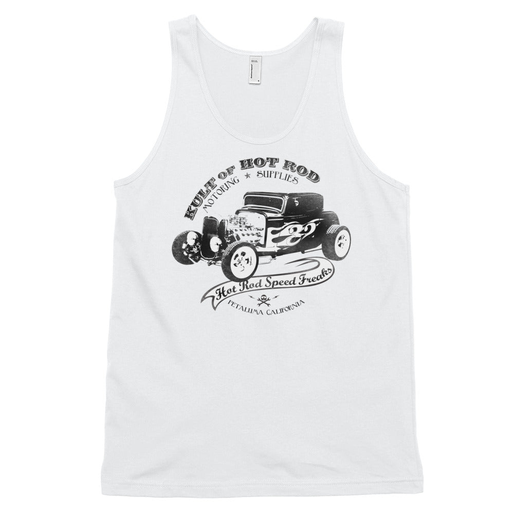 KULT OF HOT ROD SPEED FREAKS Classic tank top