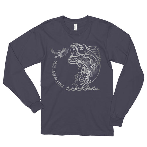 BIG FISH Long sleeve t-shirt (unisex)