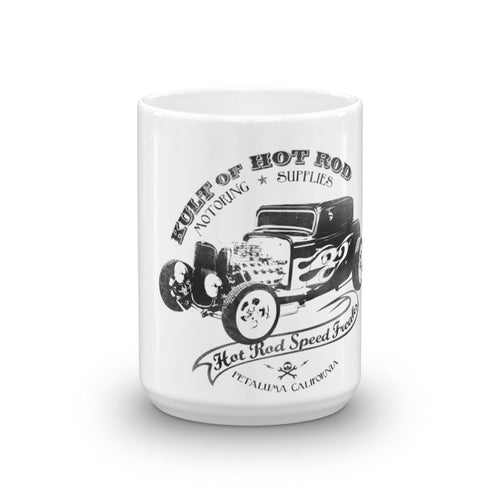 KULT OF HOT ROD Coffee Mug