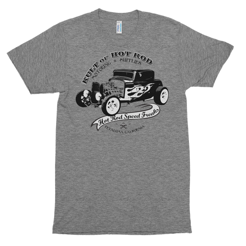 HOT ROD FREAKS Short sleeve soft t-shirt