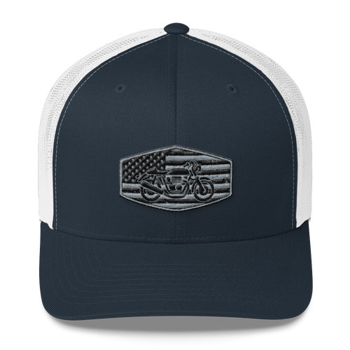 Cycle Trucker Cap