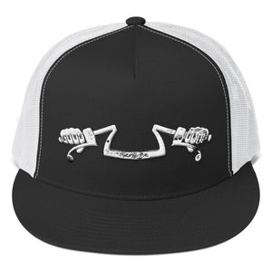 LIVE FAST - KULT OF HOT ROD Trucker Cap