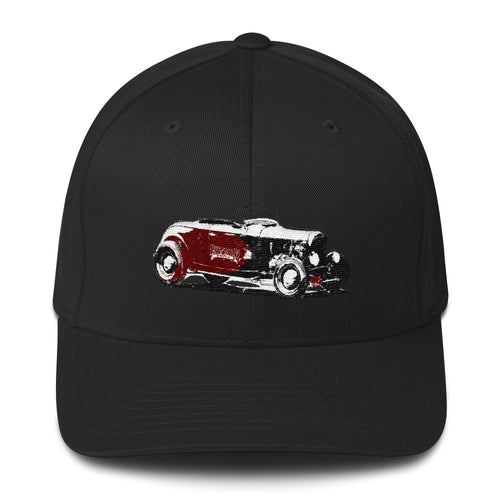 '32 ROADSTER Structured Twill Cap