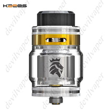KAEES Solomon 2 RTA Rebuildable Tank Atomizer Single Coil