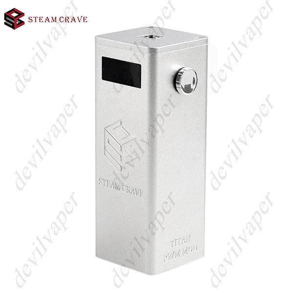 Steam Crave Titan PWM 300W Mod