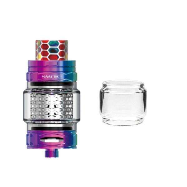 SMOK TFV12 Prince COBRA Tank Bubble Glass