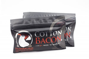 Wick n' Vape - Cotton Bacon Version 2.0