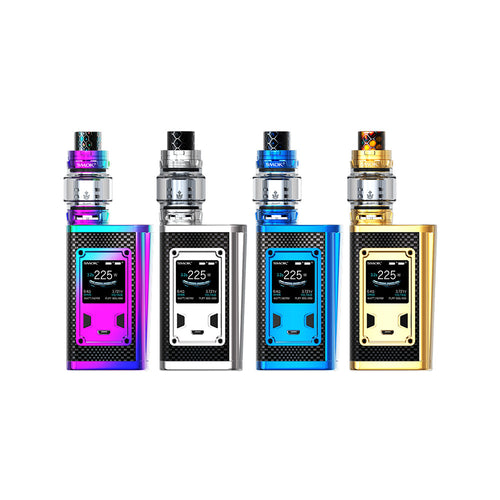 Smok Majesty Kit LUXE EDITION - TFV12 PRINCE TANK- FREE BUBBLE GLASS