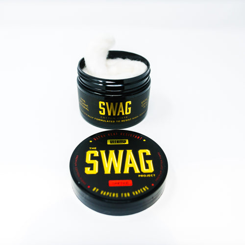 The SWAG Project - Ultra Heat Resistant Vape Cotton Wick