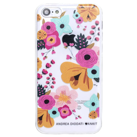 Andrea Diodati's Fall Florals Clear iPhone 5c Case