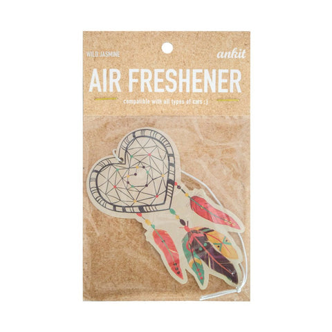 Heart Dreamcatcher Car Air Freshener