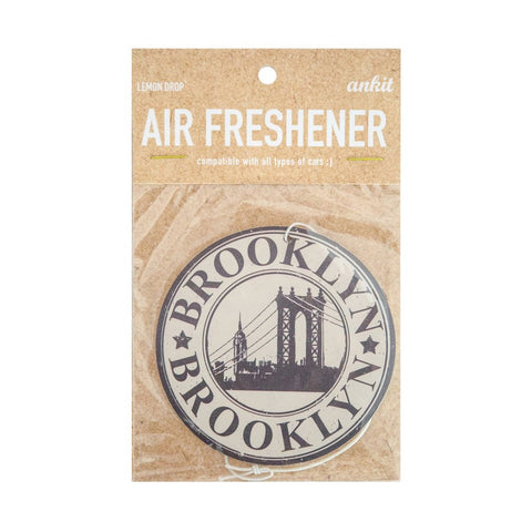Brooklyn Car Air Freshener