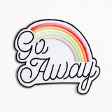 Ankit Go Away Rainbow Patch