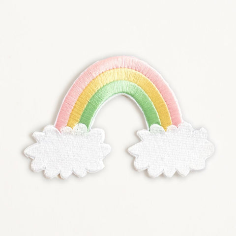 Ankit Multicolor Rainbow DIY Patch