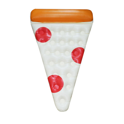 Pizza White Red Pool Float