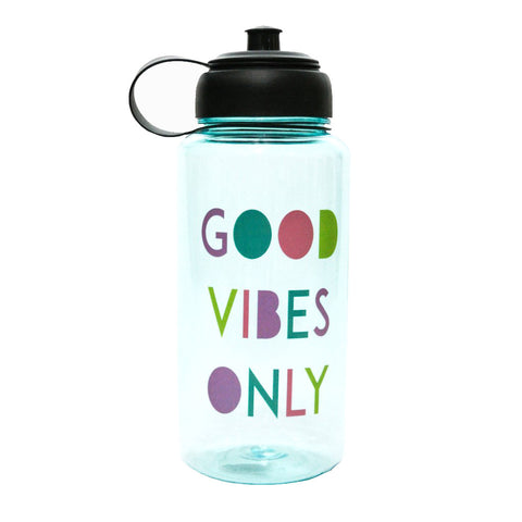 Good Vibes Only Water Bottle