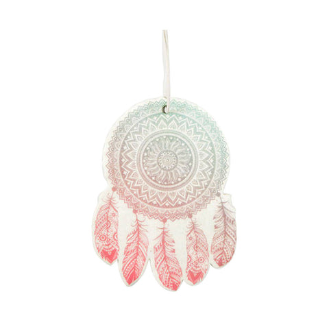 Dreamcatcher TieDye Air Freshener