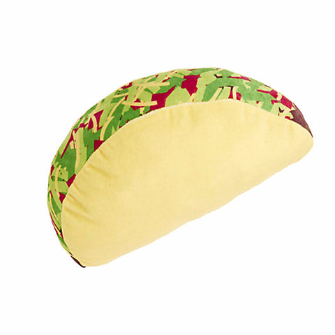 Taco Emoji Pillow