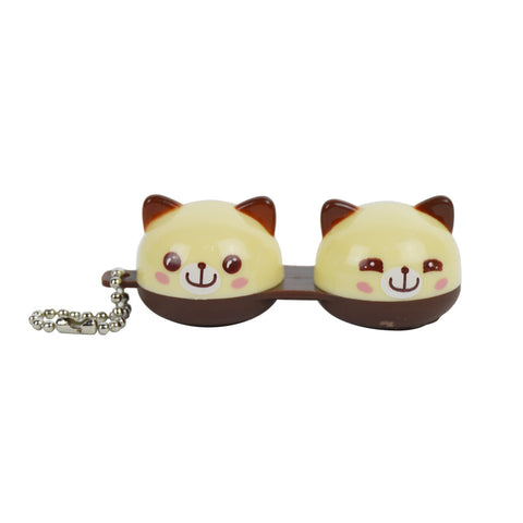 Teddy Bear Contact Lens Case