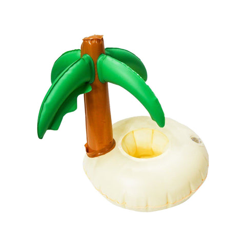 Palm Tree Drink Float