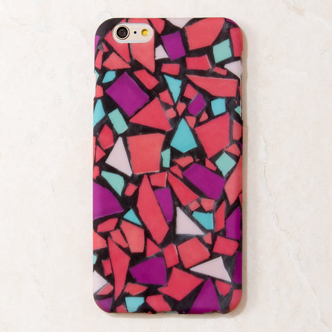 Multicolor Mosaic Pattern iPhone 6 Plus case