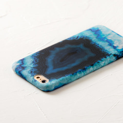 Blue Agate iPhone 6 Case