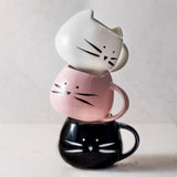 Cute Coffee Mug Cat Shaped Cermaic Cup at Ankit