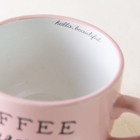 Coffee Talkee Coffee Mug