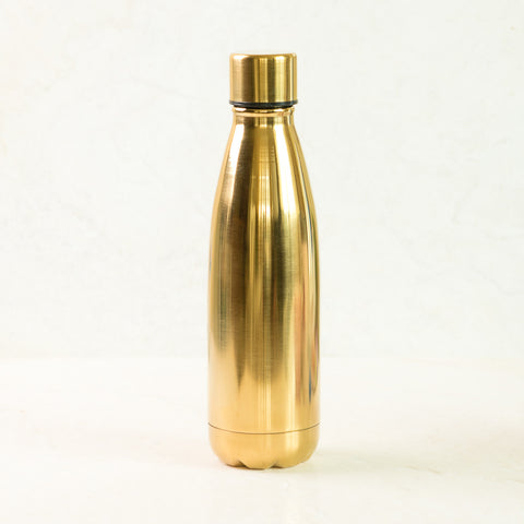 Gold Smart Water Bottle