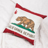 Cali bear throw pillow at shopankit