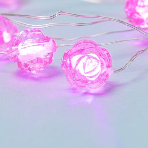 Rose String Lights