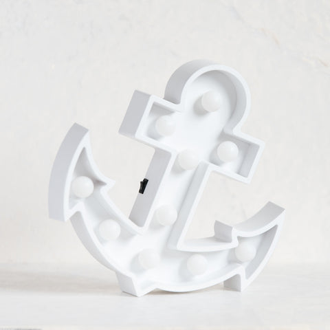 Anchor White Marquee light