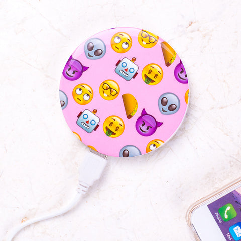 New Emoji Portable Charger/Power Bank