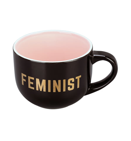 Feminist 18 Oz Jumbo Coffee Mug