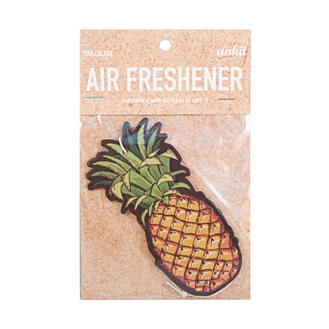 Pineapple Car Air Freshener