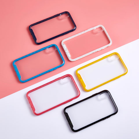 ANKIT iPhone XR Clear Tempered Glass Cases