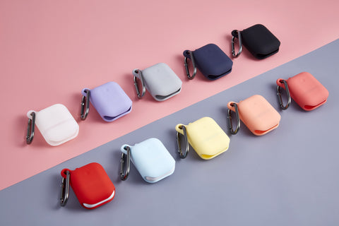 ANKIT Airpod Hang Case with Carabiner