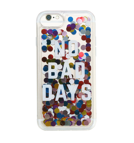 Champagne Confetti Glitter Case for iPhone 8 / 7 / 6