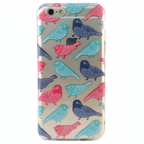 Clear Birdy iPhone 6 Case