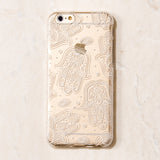 Clear Hamsa Spiritual Luck iPhone 6S/ 6 case