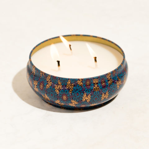 Bora Bora Scented Tin Jar Candle