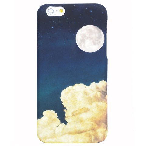 Multicolor Watercolor Moon Sky Magical iPhone 6S/ 6 case