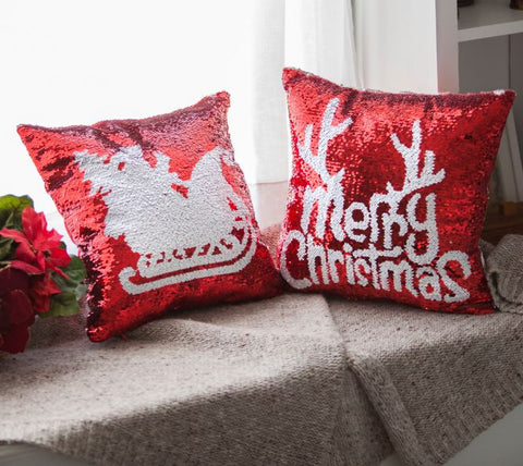 Christmas Pillow Pack of 4