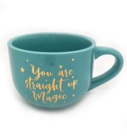 Straight Up Magic Jumbo 18 Oz Mug