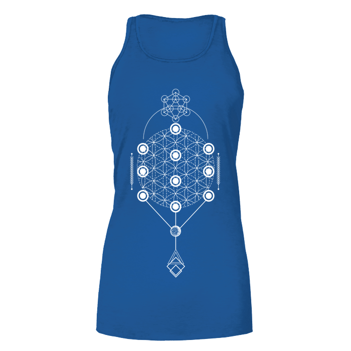 Tank Dress Flower of Life