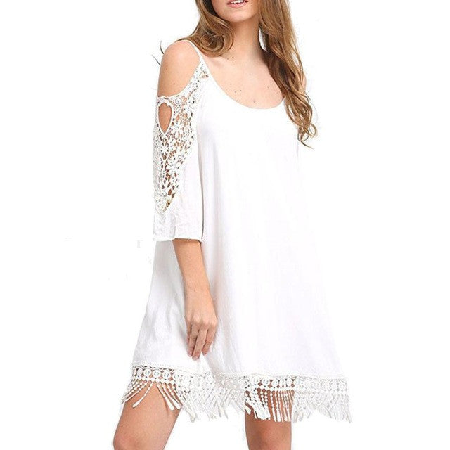 Tease - Tassel Dress