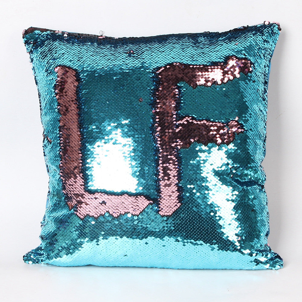 Ocean Sparkle Mermaid Cushions